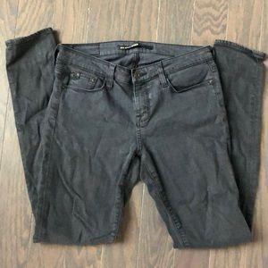 Big Star Black Stretchy Skinny Jeans